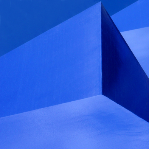 Abstract Realities: New Mexico Blue 1063